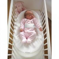 необходимо знать размеры кроватки ребенка