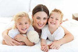 Расцветки для детского постельного белья