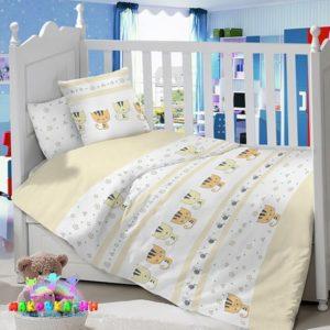 Комплектв кроватку новорожденного«Котята»