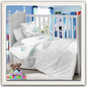 """Постельное для новорожденных """"Сладкие сны"""""""