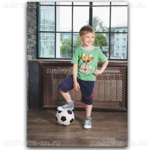"""Футболка для мальчиков """"Лис"""""""