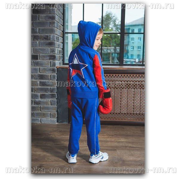 """Спортивный костюм для мальчика """"Нокаут"""""""
