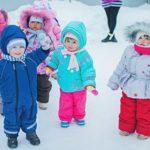 Детский зимний комплект – как правильно выбрать