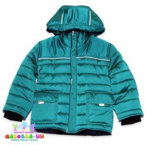 """Зимняя куртка для мальчика """"Изумруд"""""""