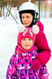 Детский зимний комплект или детский зимний комбинезон: внешний вид