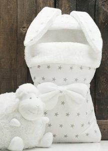 Зимний конверт на выписку для новорожденного - какой сделать выбор