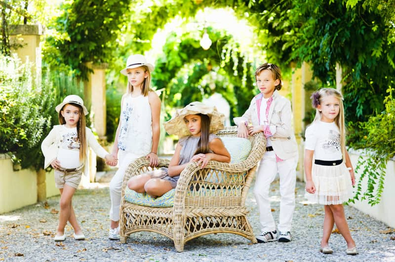 Присутствие эстетики в вещах для детей