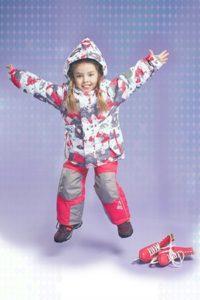 Зимняя детская одежда из мембраны - общее понятие