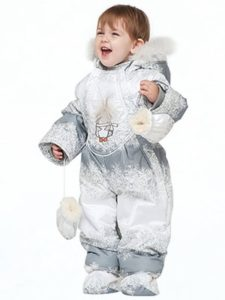 Как выгодно купит комбинезон для новорожденных осень зима трансформер - модель