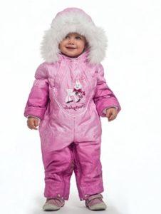 Комбинезон для новорожденных осень зима трансформер - модель: разновидности модели
