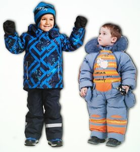 выбирая - детский зимний комплект или детский зимний комбинезон