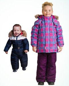 Детский зимний комплект или детский зимний комбинезон: Удобство