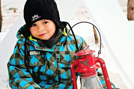Детский зимний комплект или детский зимний комбинезон