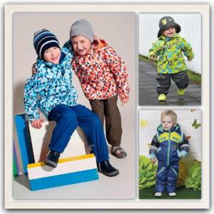 Одежда для мальчиков: весна-осень