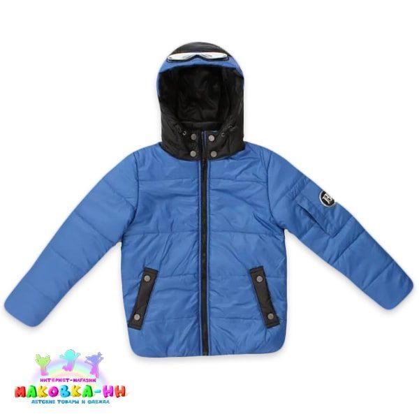"""Куртка для мальчика """"Вячеслав"""" синий"""